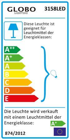 """LED Gartenleuchte """"GL-H45"""", Edelstahl – Bild 2"""