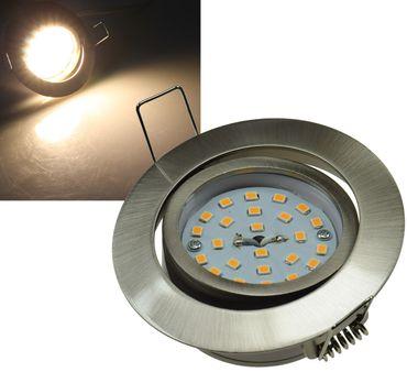 """LED-Einbauleuchte """"Flat-32"""" warmweiß – Bild 1"""