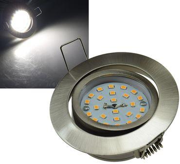 """LED-Einbauleuchte """"Flat-32dim"""" weiß – Bild 1"""
