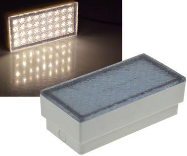 """LED Pflasterstein """"BRIKX 20"""" warmweiß – Bild 1"""