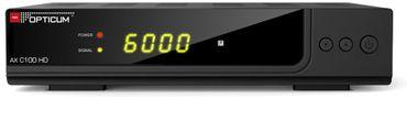 DVB-C Receiver AX C100 HD – Bild 1