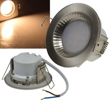 "LED-Einbauleuchte ""Flat-40 FR"" 2900K – Bild 1"