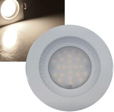 "LED-Einbauleuchte ""Flat-40 FR"" 4000K – Bild 1"