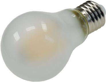 "LED Glühlampe E27 ""Filament G60m"" matt – Bild 2"