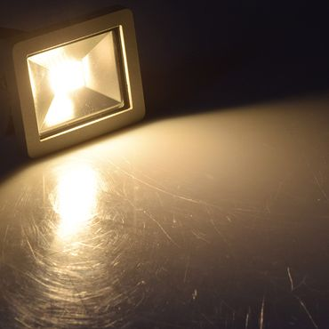 "LED-Fluter SlimLine ""CTF-SLT 10"" silber – Bild 3"