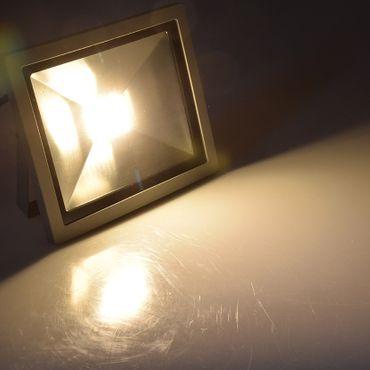 "LED-Fluter SlimLine ""CTF-SLT 50"" silber – Bild 3"