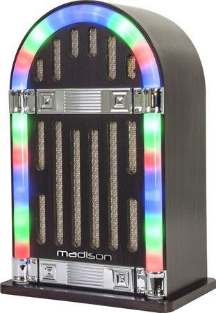 "Jukebox ""Fun-40"" mit Bluetooth und Akku – Bild 1"