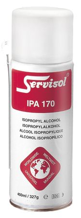 Isopropylalkohol 400 ml IPA 170