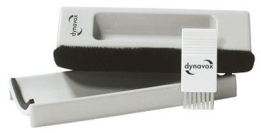 Dynavox Samt-Reinigungspuk+Nylonbürste – Bild 2