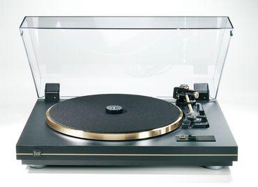Dual CS 455-1 Schallplattenspieler