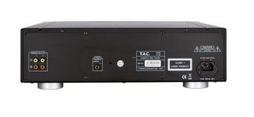 T.A.C. C-35 Tube CD-Player Silver – Bild 4
