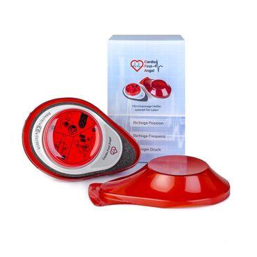Cardio First Angel  -  Erste Hilfe bei Herzinfarkt - Feedback-System zur Herzdruckmassage - Reanimation - rein mechanisch – Bild 1