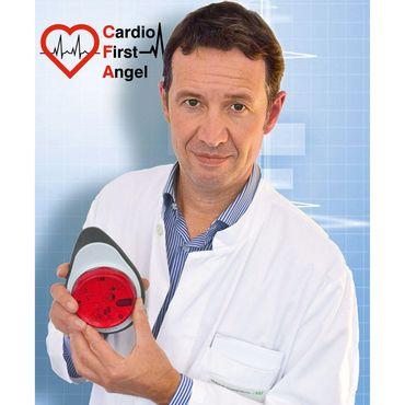 Cardio First Angel  -  Erste Hilfe bei Herzinfarkt - Feedback-System zur Herzdruckmassage - Reanimation - rein mechanisch – Bild 4