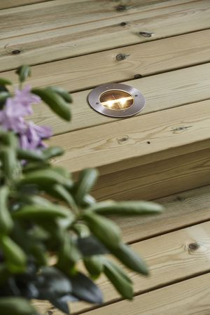 """LED-Solar-Einbaulicht """"Decklight"""", 12 x4,5 cm, – Bild 7"""