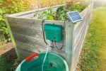 Solar Bewässerungssystem Water Drops Komplettset Pflanzenbewässerung mit 15 Sprinklern Esotec 101100 001
