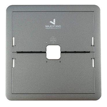 Innovativer, superflacher Laptop Stand 7-stufig verstellbar,  Material Edelstahl,  Space grau – Bild 1
