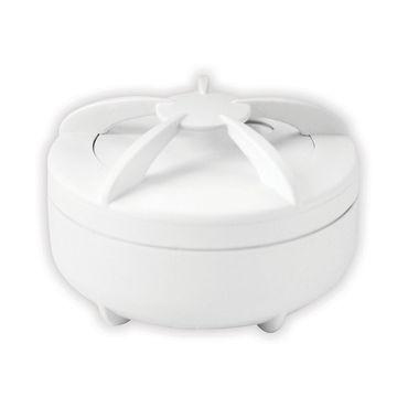 Mini Funk-Wassermelder CAVIUS inkl. 5 Jahres-Batterie, auswechselbar – Bild 1