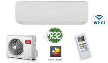 Split-Klimaanlage 9.000 BTU, ohne Quick Connector, mit Wi-Fi, geeignet für Serverräume – Bild 1