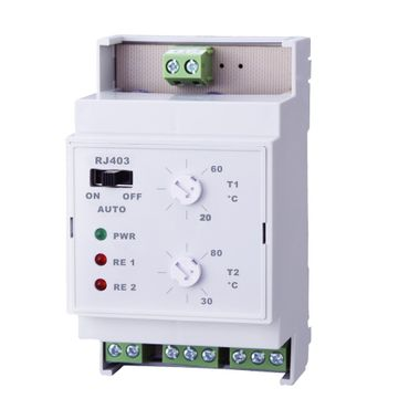 Zweistufiger Thermostat