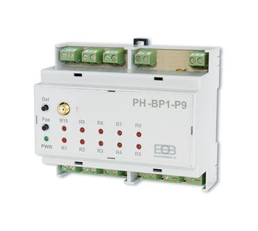 Drathloser 9-Kanalempfänger PH-BP1-P9 für Bodenheizung