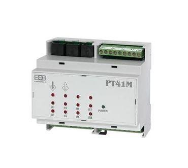 PT41-M, Elektronische MASTER-Einheit für Bodenheizung
