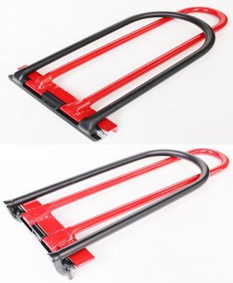 Winkelfalzschließer oder Traufenfalzschließer Falzschließer falzen Dachdecker – Bild