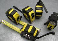 5 x Bandmaß 3 m Meter Bandmass Rollbandmaß Rollbandmass Massband messen 16 stark