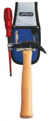 UPIXX Hammerhalter 8340 Hammerträger für Hammer Latthammer Swinger zB Dachdecker – Bild