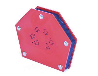 Magnet Schweißmagnet Montagemagnet Magnetwinkel magnetischer Montagewinkel 18 Kg – Bild 1