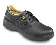OTTER 60903 Berufsschuh EN ISO 20347 O1 SRC Berufs-Schuhe Halbschuhe für Beruf