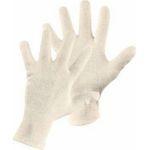 12 Paar Baumwoll-Trikot-Handschuhe Gr. 8 Handschuh Unterziehhandschuh Jersey