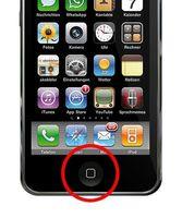 Austausch des Home Button - iPhone 3GS