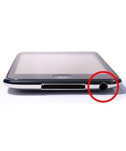 Austausch des Kopfhöreranschluss - iPod touch 3. Gen