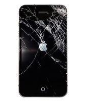 Austausch der Displayscheibe inkl. Touchelektronik und LCD-Bildschirm - iPhone 4S Schwarz