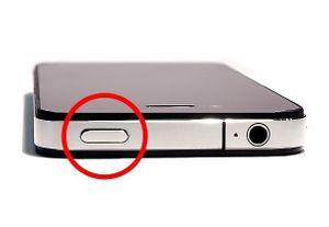 Ein/Aus-Schalter hat keine Funktion - iPhone 4S