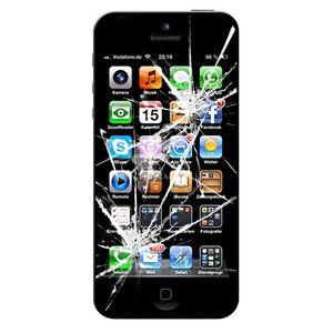 Austausch des LCD-Bildschirm inkl. Displayscheibe und Touchelektronik - iPhone 6 Schwarz