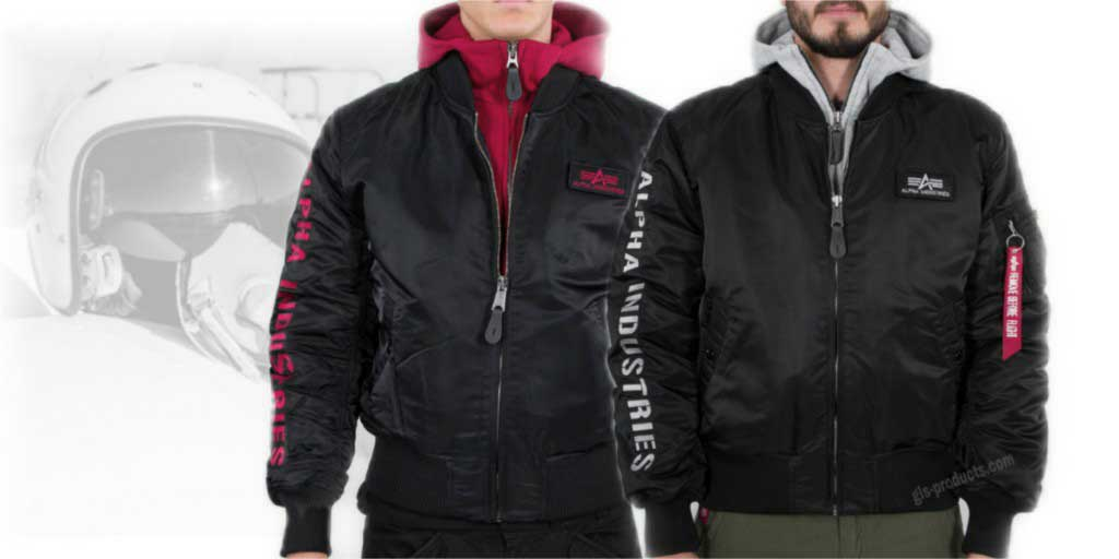 Alpha Industries MA-1 D-Tec SE 133104 - by gls-products