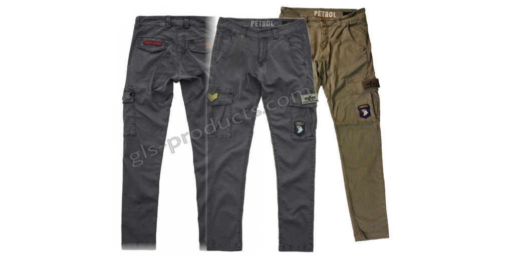 Alpha Industries Petrol Patch Pant 178207