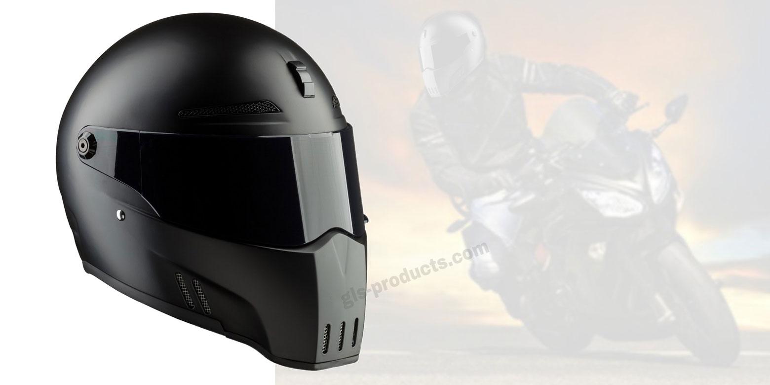 Bandit - New Original Alien II - Motorcycle Helmet - for Streetfighter