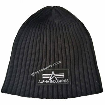 Alpha Industries Heavy Rib Beanie – Picture 2