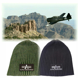 Alpha Industries Heavy Rib Beanie 153901