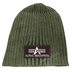 Alpha Industries Heavy Rib Beanie 153901 – Bild 3