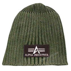 Alpha Industries Heavy Rib Beanie 153901 – Bild 3