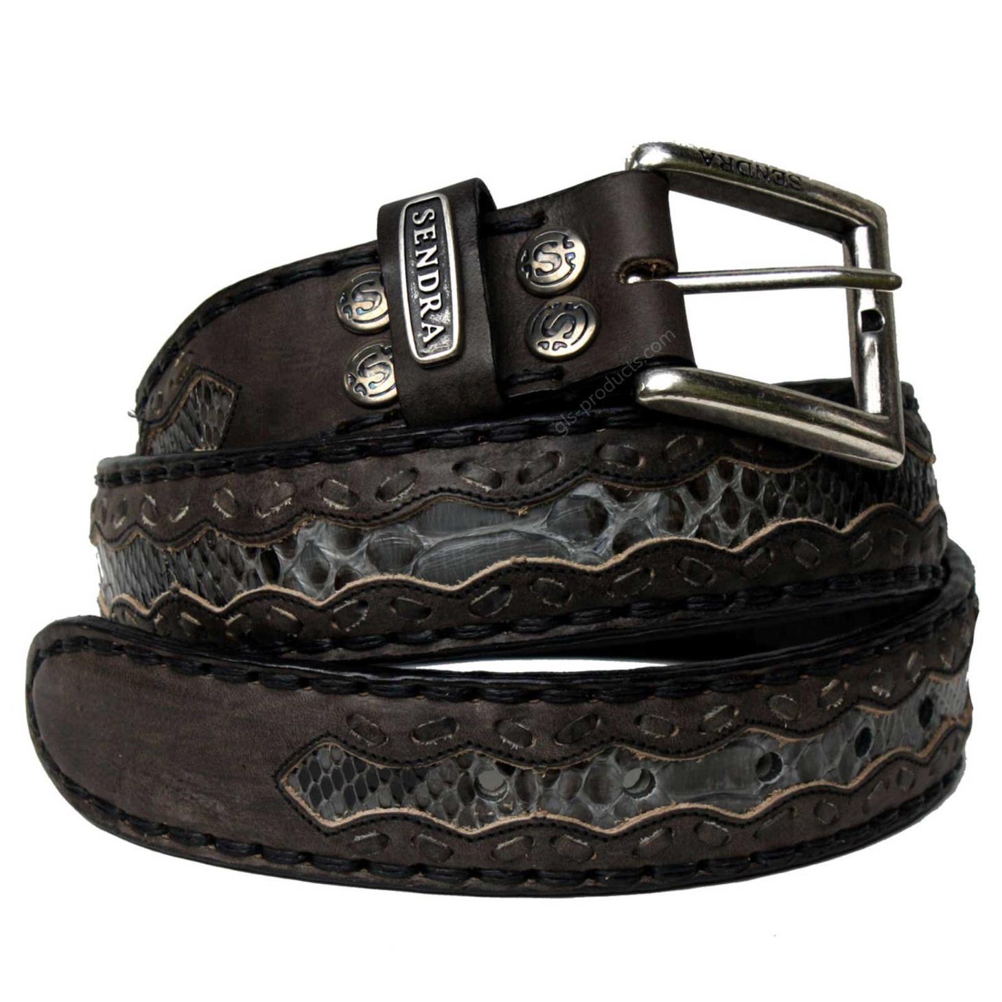Sendra Leather Belt 8347