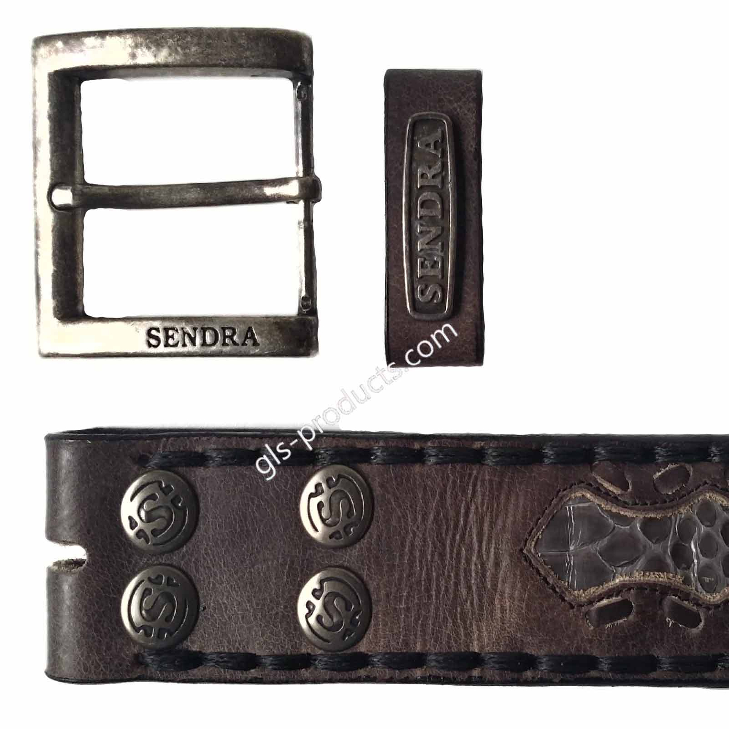 Sendra Leather Belt 8347 – Picture 2