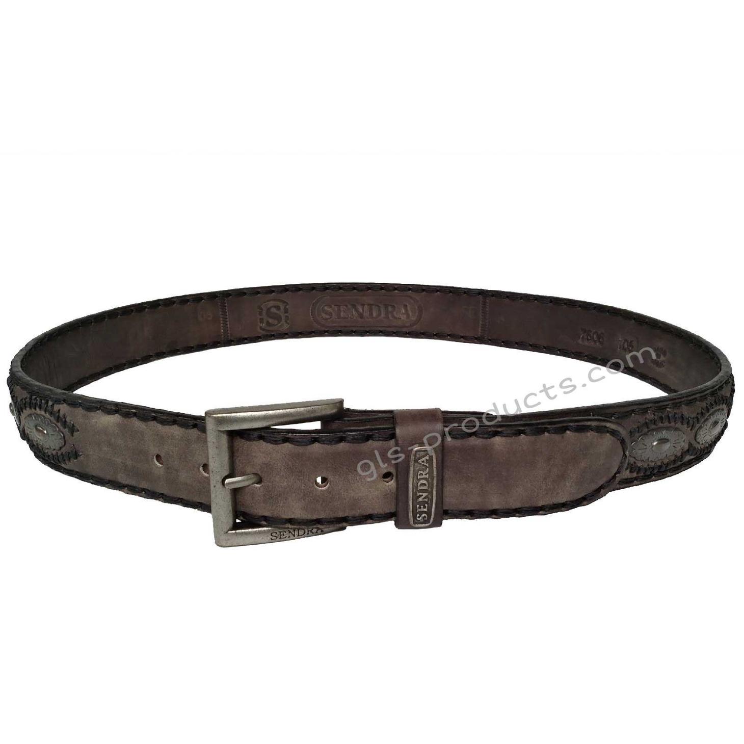 Sendra Leather Belt 7606-OL – Picture 2