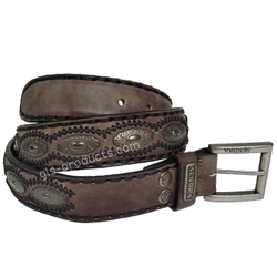 Sendra Leather Belt 7606-OL 001