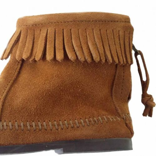 Minnetonka Moccasin Back Zipper – Bild 7
