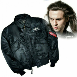 Alpha Industries Flight Jacket CWU 45 100102 – Bild 7