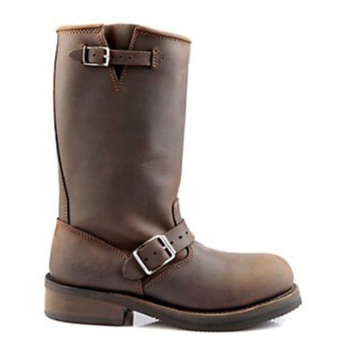 Buffalo Engineer Boots with Steeltoe
